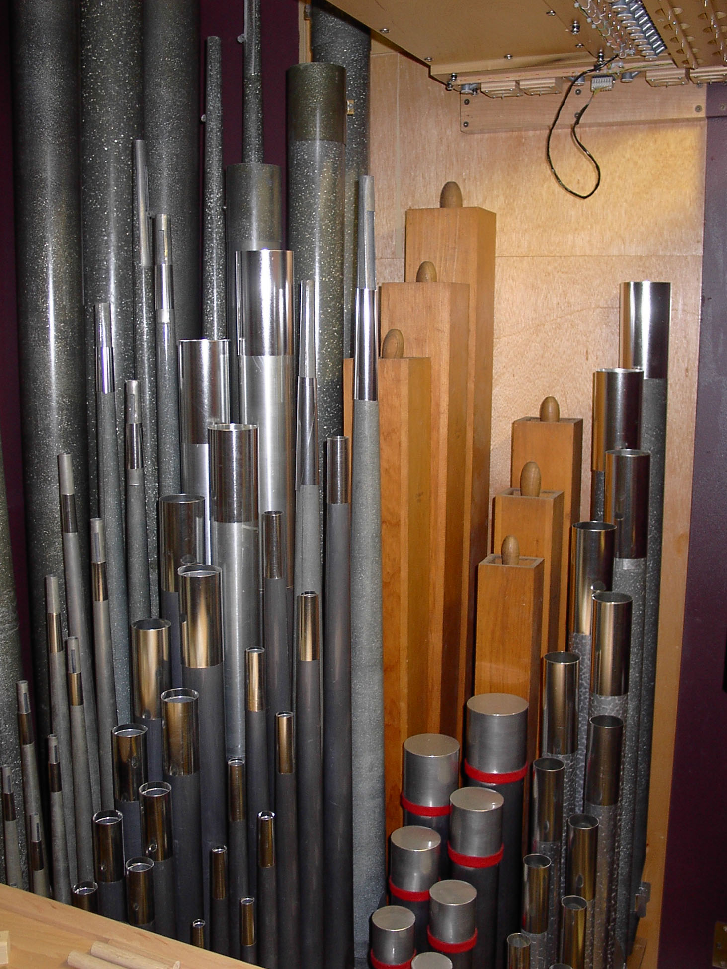 About Our Organ - First Parish in Concord